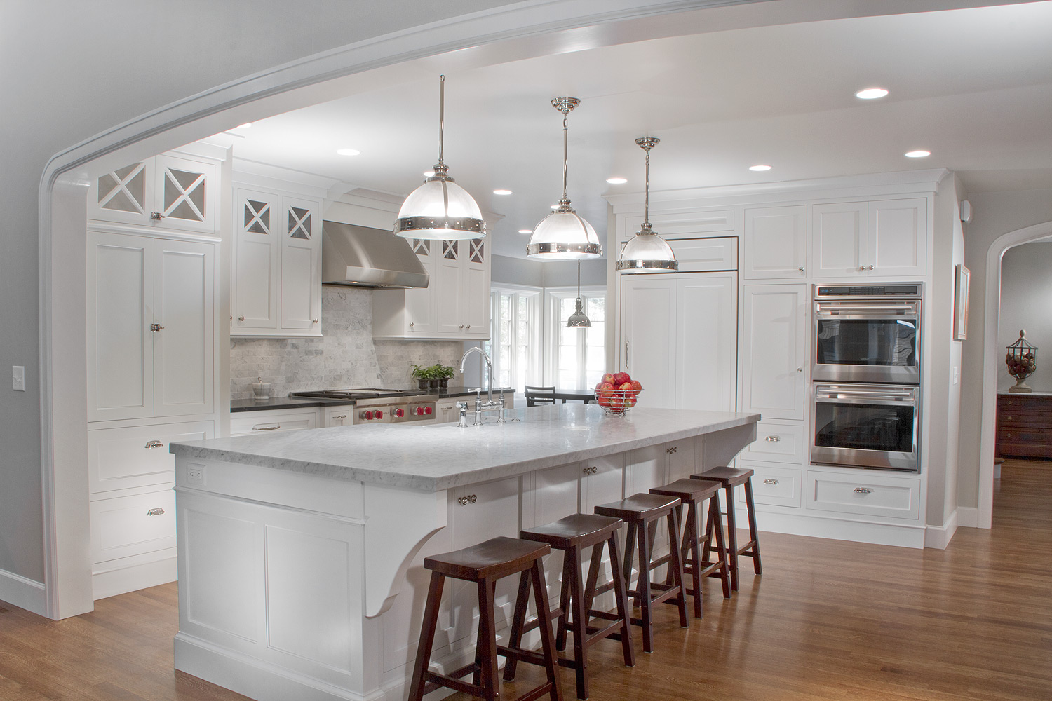 Making The Most Of A Small Kitchen Enchanting Home Design